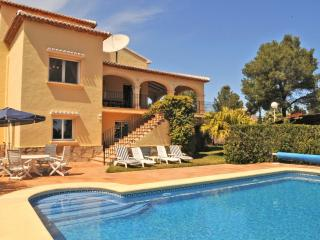 Villa Alfa Jávea, pool, air-con, nr Arenal beach - Javea vacation rentals