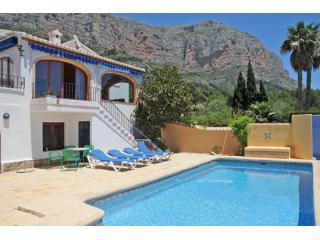 Villa Colores Jávea, pool, air-con, valley views - Javea vacation rentals