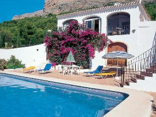 Villa Carls Jávea, pool, air-con, wifi, great view - Javea vacation rentals