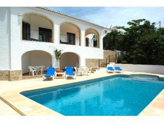 Villa Nido Jávea, sea view, air-con, wifi & pool - Javea vacation rentals