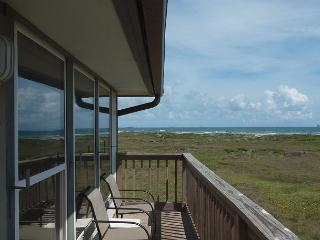 2 bedroom 2 bath condo with one of the best views at Beachhead! - Port Aransas vacation rentals