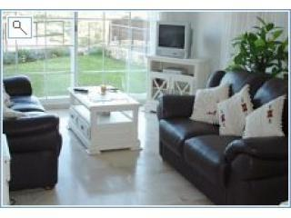 Living Room and garden - Santa Maria - Casares - rentals