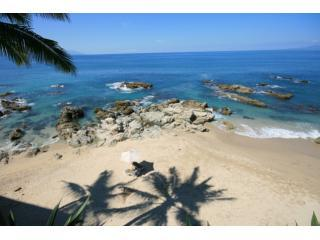 Casa Tres Vidas - Beautiful Beachfront Villa - Puerto Vallarta vacation rentals