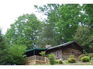Chris's Cabin,  Asheville Cabins of Willow Winds - Asheville vacation rentals