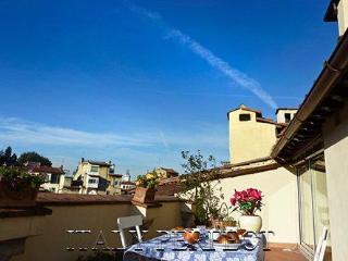 Perfect Terrace-Fabulous Views-Charm-Torella Apart - Florence vacation rentals