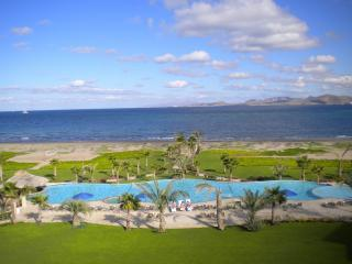 View from our Balcony - Beachfront Condo at Paraiso del Mar - Best View!! - La Paz - rentals