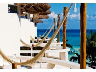 Oceanview Studio on the beach in Playa del Carmen - Playa del Carmen vacation rentals
