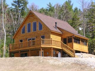 Luxury Chalet with Hot Tub and Mountain Views - Bethel vacation rentals