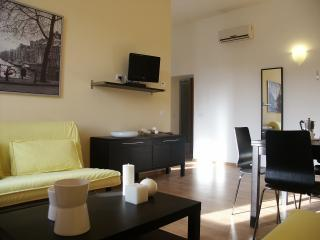 living room general view - Charming apartment close to Vaticano - Vaticano E - Rome - rentals