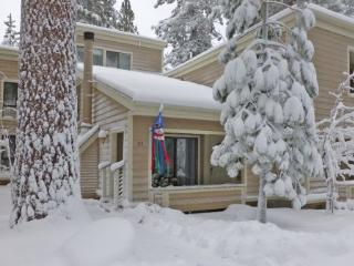Private Forest Pines Townhome Steps from Exclusive Beach ~ RA724 - Incline Village vacation rentals