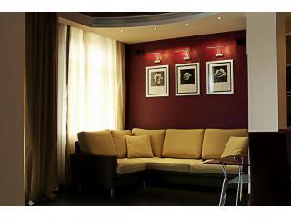 Luxury designed jacuzzi 2room/1bedroom apartment - Kiev vacation rentals