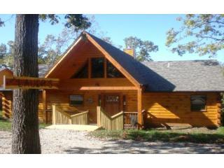 Cross Timbers Lodge near Branson - Branson vacation rentals