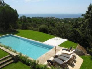 Villa Halmyra- St Tropez Vacation Rental with Garden and Terrace - Saint-Tropez vacation rentals