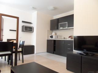 Dining and Kitchen - Luxury One Bedroom in Borovets Gardens - Borovets - rentals