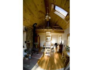 Hand-crafted interior - Mountain View Chalet - Divide Views - Nederland - rentals