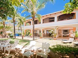 Ultimate Oceanfront Location, Villa Olivia - Playa Grande vacation rentals