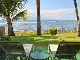 Puamana 46-3 Superior Ocean Front - Lahaina vacation rentals