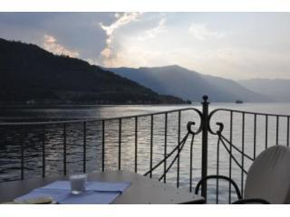 view from balcony - ANNA Holiday House directly by the Lake Iseo - Iseo - rentals