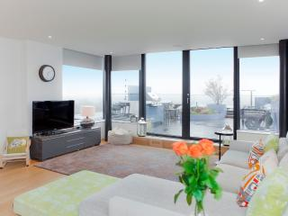 The Panoramic Penthouse at the Quartermile - The Edinburgh Address - Edinburgh vacation rentals