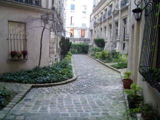 #328 Pantheon courtyard - Wonderful - Central Paris - Left Bank - Pantheon - Paris - rentals