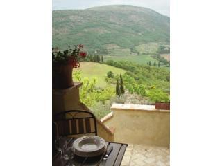 A breakfast view - Luxury self catering apartments, Tuscany border - Perugia - rentals