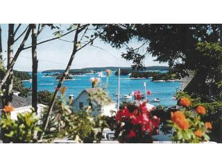View from the walkout deck - Penny's Bed and Breakfast - Stonington - rentals