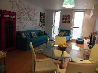 Riverside Tower Bridge design apartment - London vacation rentals