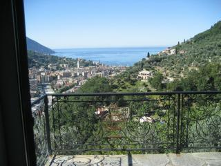 Casa di Recco app.grande 013 - Villa Pia with pool Recco, Camogli, Cinque Terre apart. A pax 6-12 - Recco - rentals