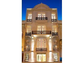 Fascade Night - Stunning Loft in Recoleta's Finest Mansion - Buenos Aires - rentals