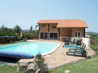 Rural Gite with pool gym sauna hammam jacuzi - Midi-Pyrenees vacation rentals