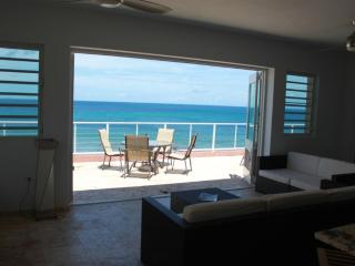Casa Belle Vue - Upper Landing - Ocean is All You Can See - Culebra vacation rentals
