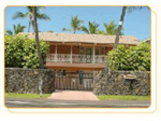 Front of house - Luxury Oceanfront Living at Affordable Prices! - Kailua-Kona - rentals