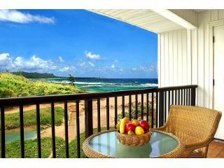Oceanfront Couples Paradise Kauai Beach Villas G6 - Princeville vacation rentals