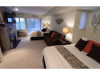 Borgata Lodge Resort Condos - Studio-1- 2 Bedroom - Kelowna vacation rentals