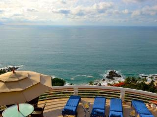 Spectacular 8 Bdrm. Villa Azul in Puerto Vallarta - Puerto Vallarta vacation rentals