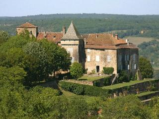 Chateau Figeac Chateau Figeac, Southern France Chateau rental, holiday chateau - Clugnat vacation rentals