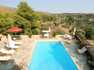 Spetses Villas Villa rentals in Spetses, Greece - Messinia vacation rentals