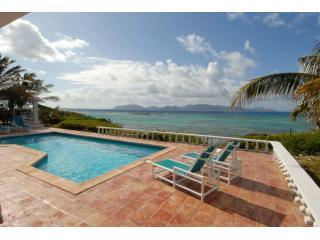 Oceanfront villa in Anguilla - Long Bay Village vacation rentals