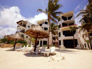 Incredible Ocean View, New Updates and Amenities! Luna Azul 6 - Akumal vacation rentals