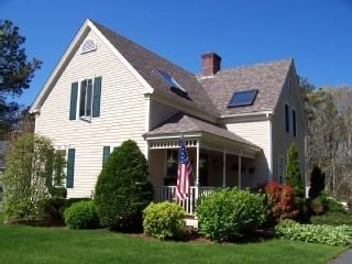 Great location and setting in Harwich Center - Victorian Contemporary 3BR/2BA in Harwich Center - Harwich - rentals