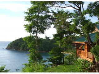 Castara Retreats - luxury lodge accommodation - Castara vacation rentals