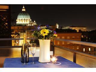 1-vista notte - Comfort Rome Vaticano 2 - Facing the Dome (2 BR) - Rome - rentals