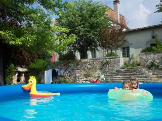 Blanchardiere stunning Dordogne Farmhouse Brantome - Piegut-Pluviers vacation rentals