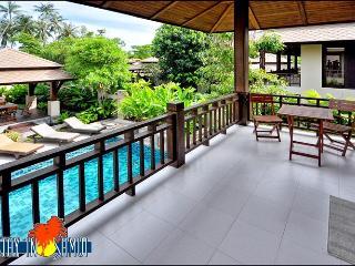 beautiful private villa in 'Kirikayan' resort - Mae Nam vacation rentals