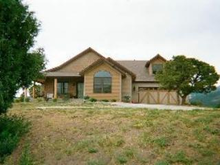 vista view front of house - Vista View Ranch - Durango - rentals
