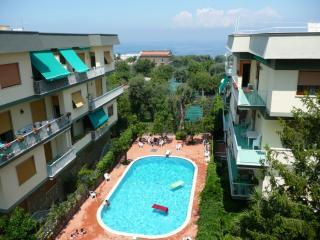 Nice apartment seaview and pool in Sorrento - Casa Nausicaa seaview apart. with pool in Sorrento - Sorrento - rentals