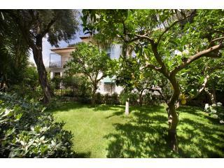 Seafront Villa in Sorrento center, estoning garden, and best location in town. No car needed. - Villa Donna Elisa,seafront Sorrento center - Sorrento - rentals