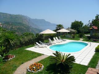 Villa Magnolia,pool,garden,3BR/2B, Jacuzzi - Nerano vacation rentals