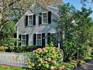 CLASSIC AND STYLISH RETREAT IN EDGARTOWN VILLAGE - EDG CPOL-63 - Edgartown vacation rentals