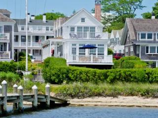 CLASSIC COLONIAL WITH VIEWS OF EDGARTOWN HARBOR & LIGHTHOUSE - EDG JCON-119 - Martha's Vineyard vacation rentals